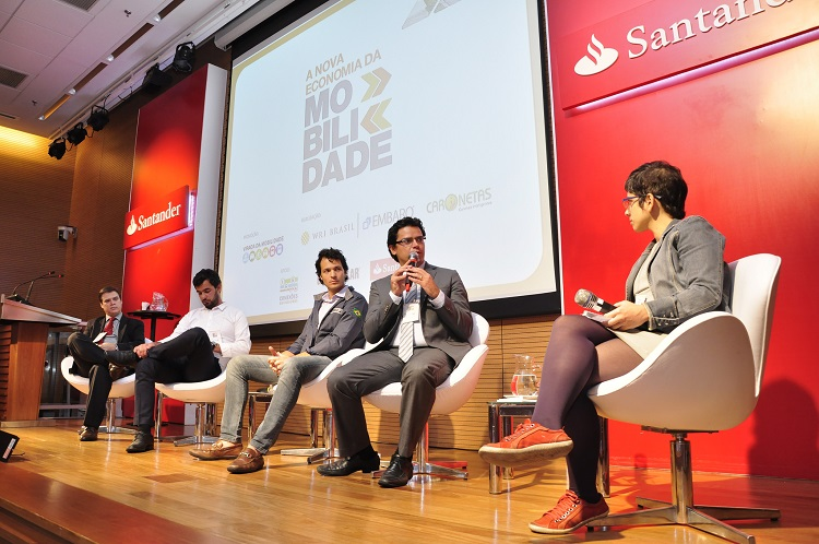 """The """"Prospects for the New Economy of Mobility in Brazil"""" Panel"""